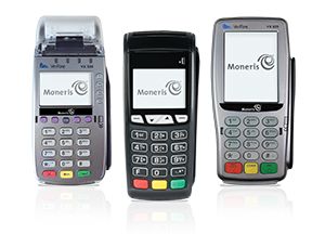 Moneris Pos Terminals For Countertop Amp Wireless