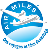 Programme de milles de récompense AIR MILES de Moneris<sup>MD†</sup>